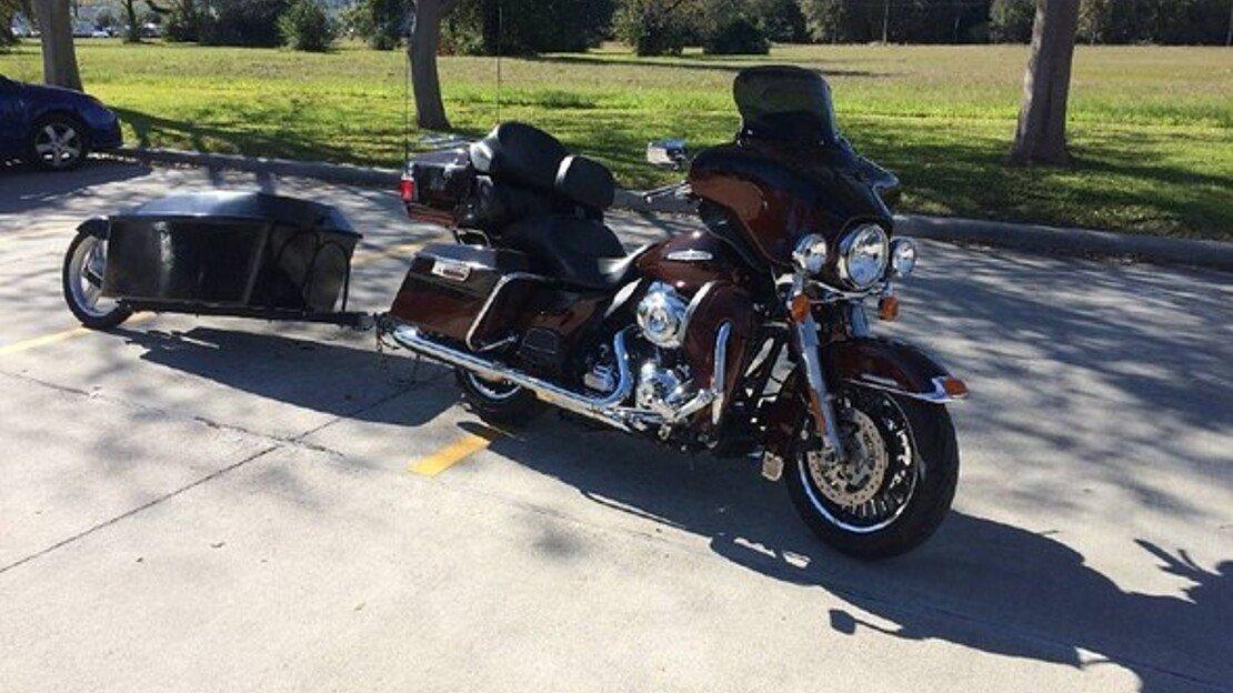 2011 Harley-Davidson Touring Electra Glide Ultra Limited for sale 200522509