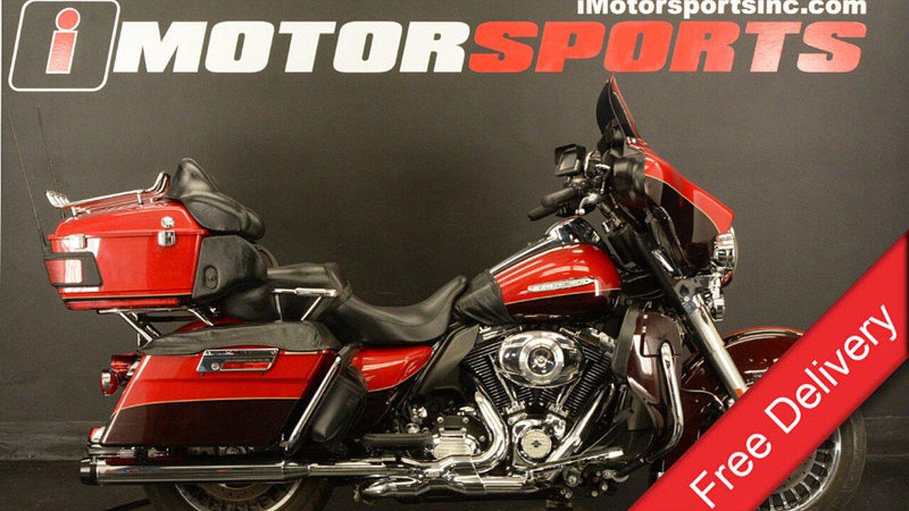 2011 Harley-Davidson Touring for sale 200525477
