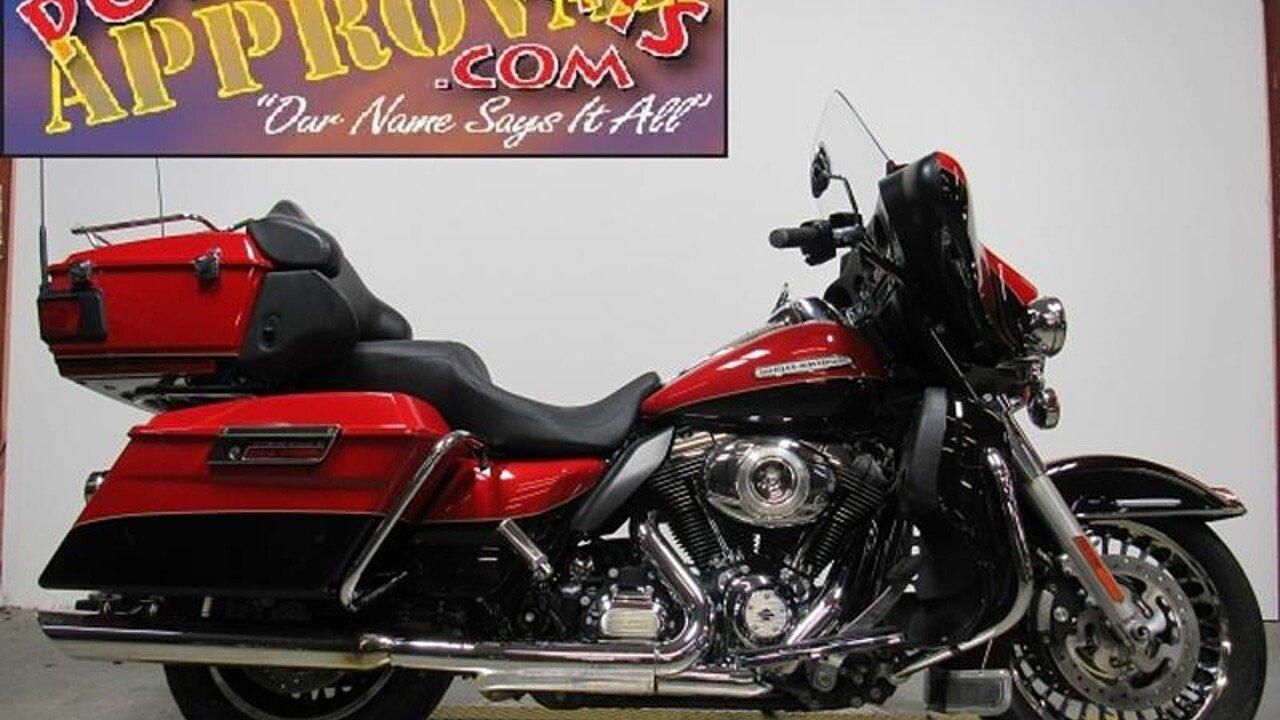 2011 Harley-Davidson Touring Electra Glide Ultra Limited for sale 200532219