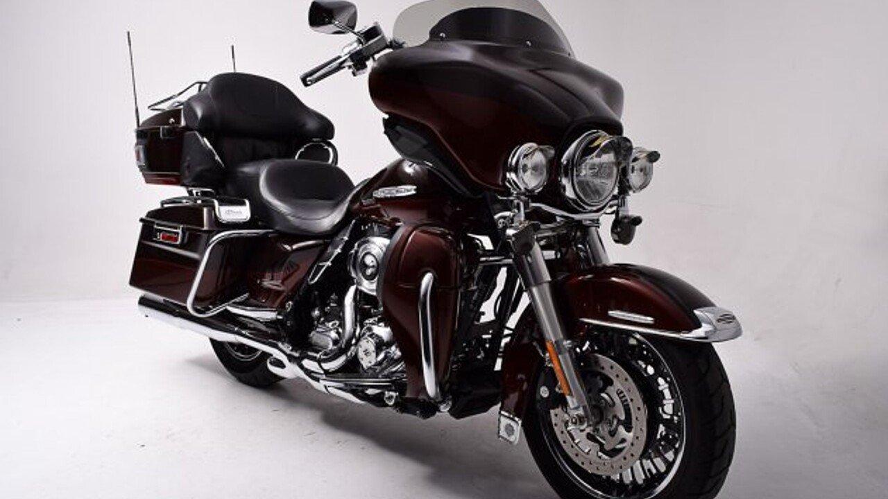 2011 Harley-Davidson Touring for sale 200544201