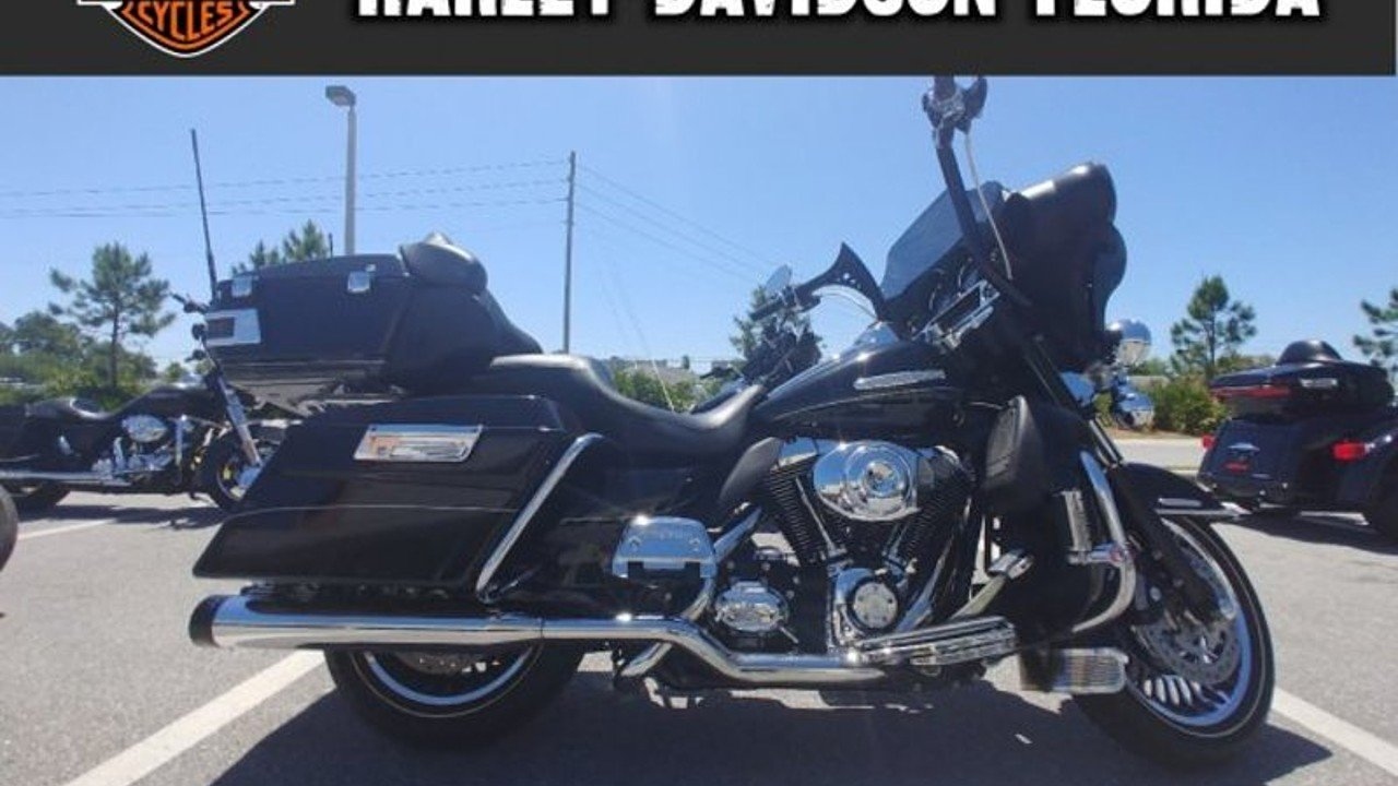 2011 Harley-Davidson Touring for sale 200547036