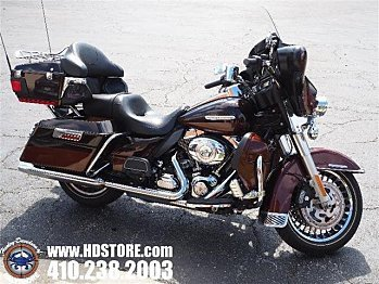 2011 Harley-Davidson Touring Electra Glide Ultra Limited for sale 200550459
