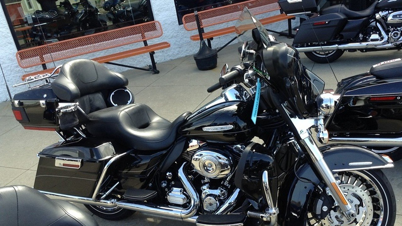 2011 Harley-Davidson Touring for sale 200552949