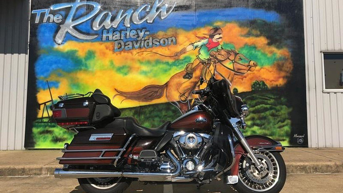 2011 Harley-Davidson Touring Ultra Classic Electra Glide for sale 200559377