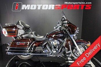 2011 Harley-Davidson Touring for sale 200572229