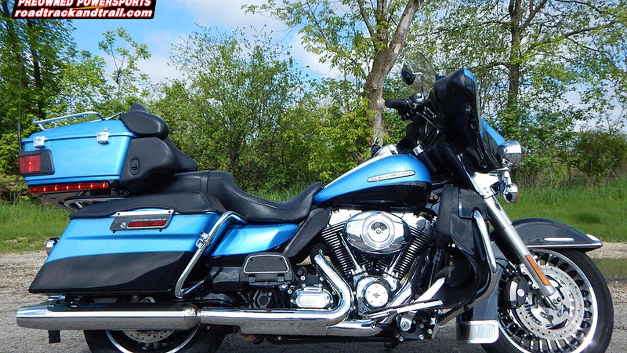 2011 Harley-Davidson Touring for sale 200581716