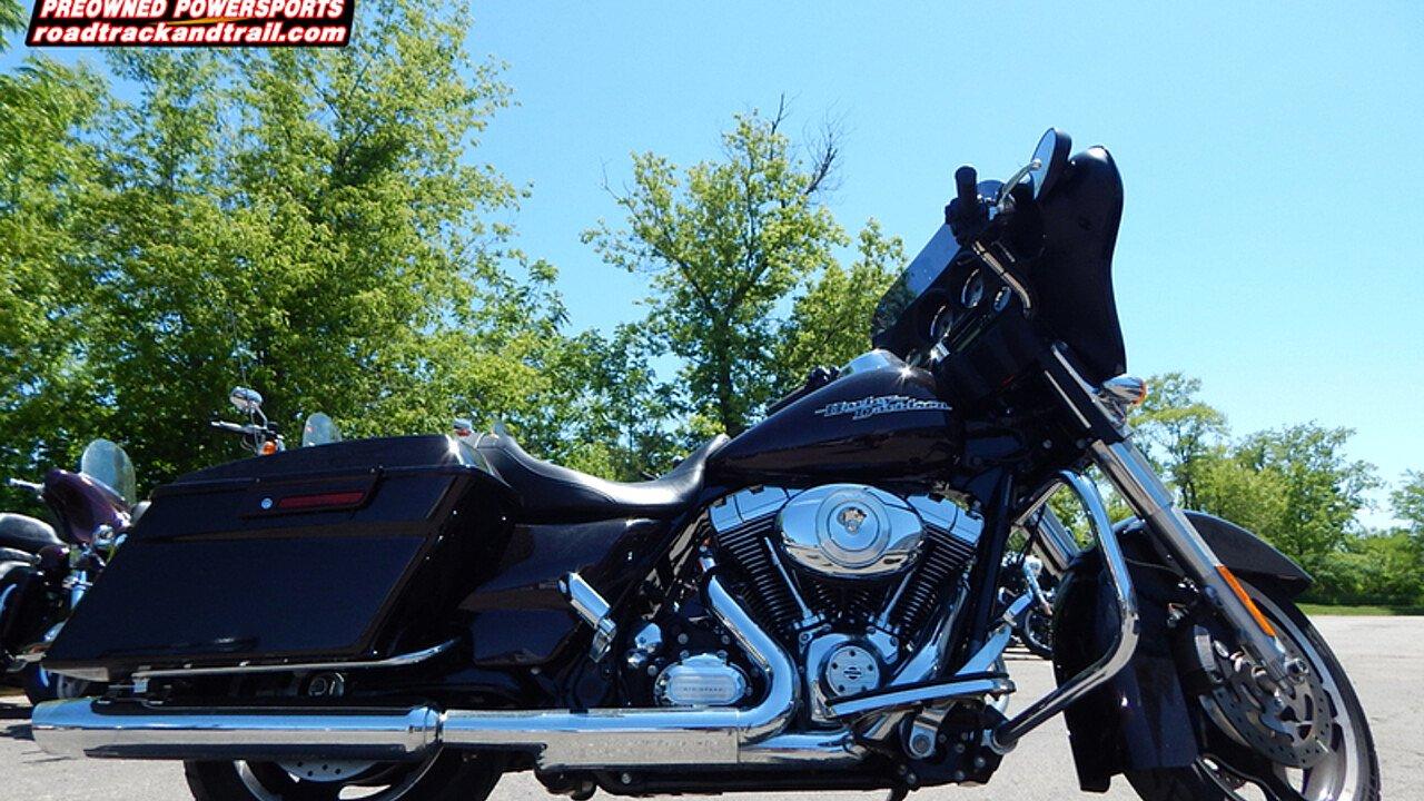 2011 Harley-Davidson Touring for sale 200586769