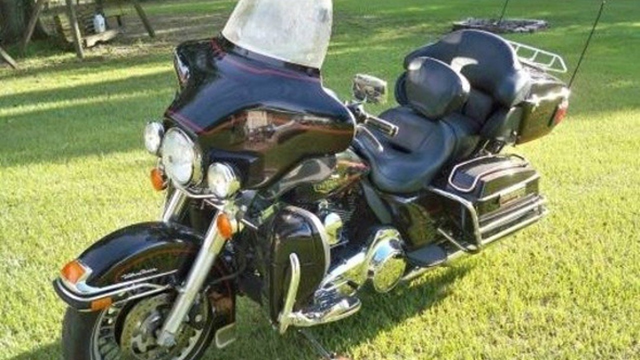 2011 Harley-Davidson Touring for sale 200597852