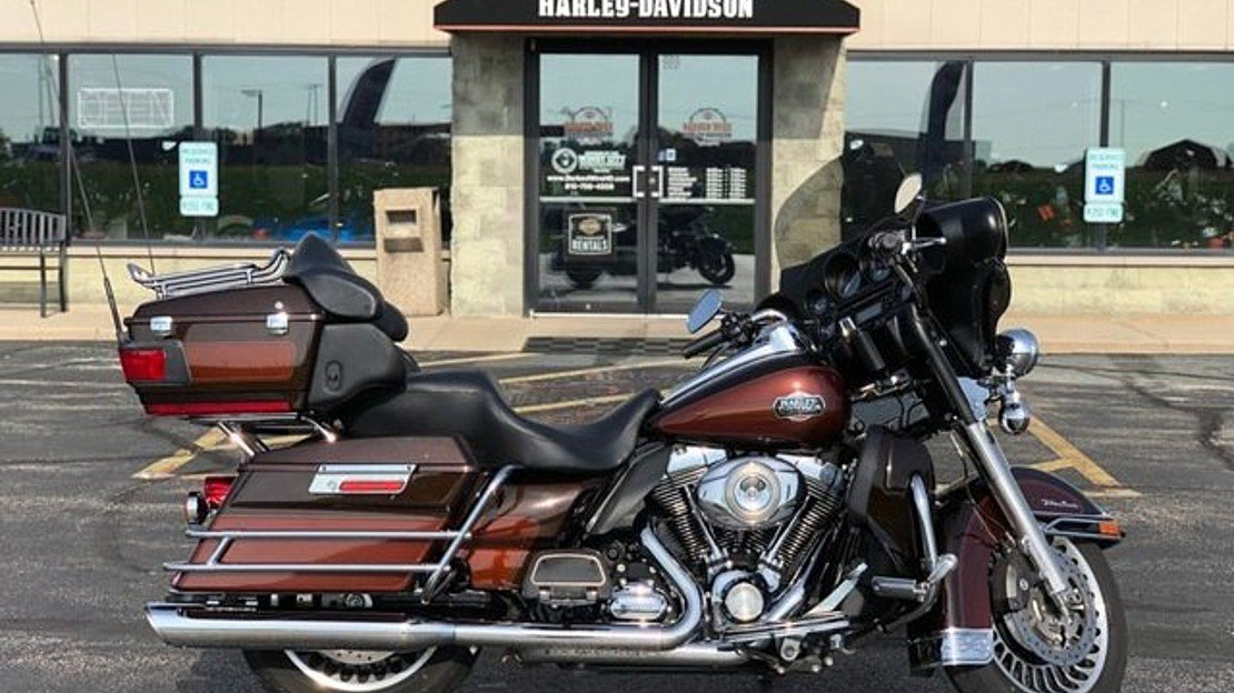 2011 Harley-Davidson Touring Ultra Classic Electra Glide for sale 200620614