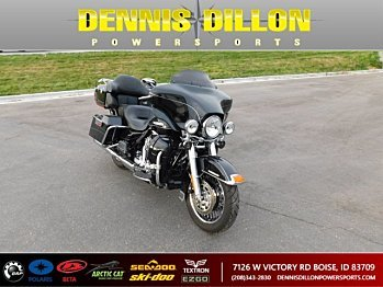 2011 Harley-Davidson Touring Electra Glide Ultra Limited for sale 200652655