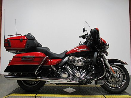 2011 Harley-Davidson Touring Electra Glide Ultra Limited for sale 200532219