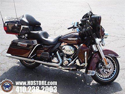 2011 Harley-Davidson Touring for sale 200550459