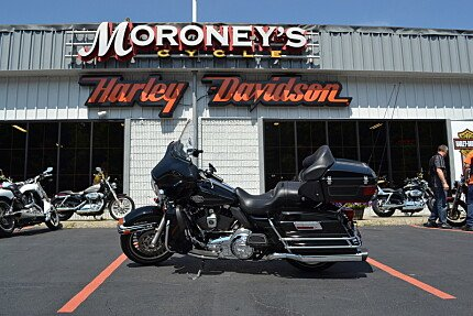 2011 Harley-Davidson Touring Ultra Classic Electra Glide for sale 200602540
