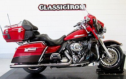 2011 Harley-Davidson Touring Electra Glide Ultra Limited for sale 200634951