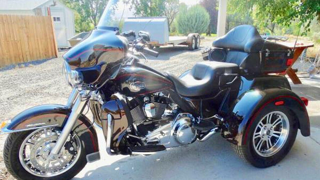 2011 Harley-Davidson Trike for sale 200610174