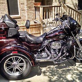 2011 Harley-Davidson Trike Tri Glide Ultra Classic for sale 200479961