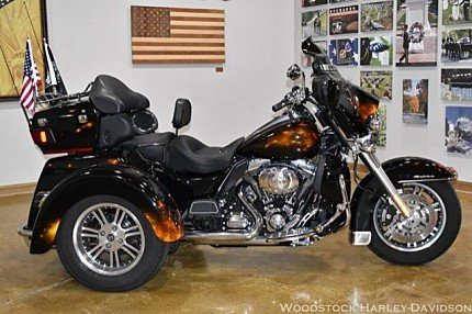 2011 Harley-Davidson Trike for sale 200575608
