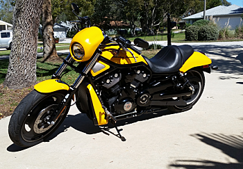 2011 Harley-Davidson V-Rod for sale 200428353