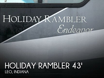 2011 Holiday Rambler Endeavor for sale 300155269