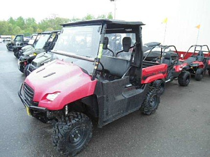 2011 Honda Big Red 700 for sale 200462367