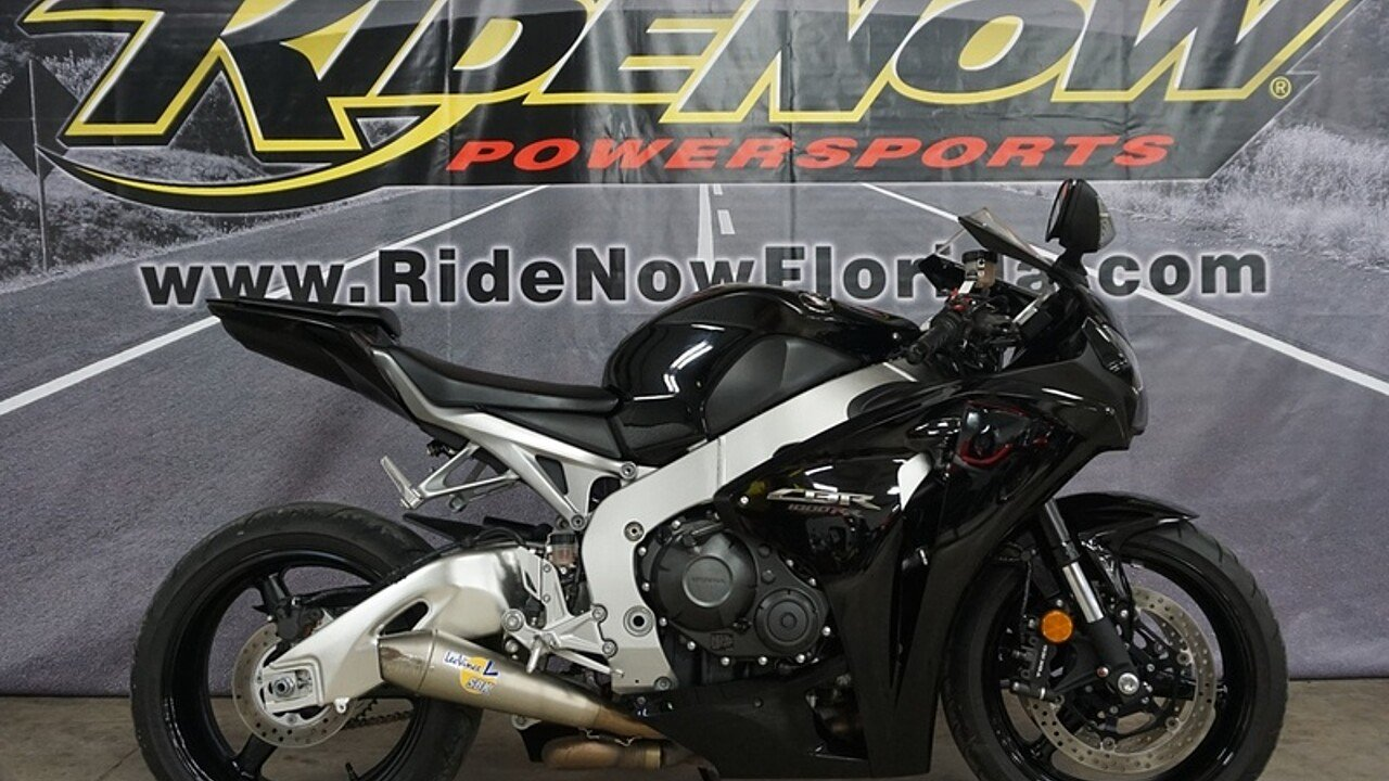 2011 Honda CBR1000RR for sale 200570104