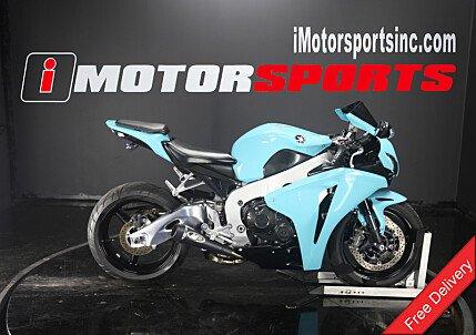 2011 Honda CBR1000RR for sale 200618608