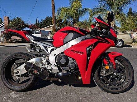 2011 Honda CBR1000RR for sale 200629099