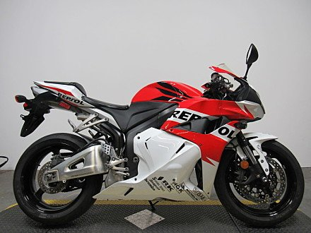 2011 Honda CBR600RR for sale 200525054