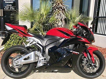 2011 Honda CBR600RR for sale 200571271