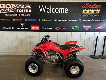 2011 Honda TRX250X for sale 200616010