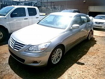 2011 Hyundai Genesis 3.8 for sale 100749603