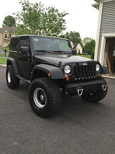 2011 Jeep Wrangler for sale 100772744