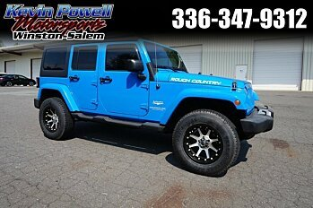 2011 Jeep Wrangler 4WD Unlimited Sahara for sale 100905688