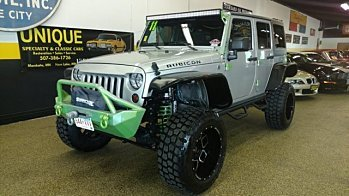 2011 Jeep Wrangler 4WD Unlimited Sport for sale 100992902