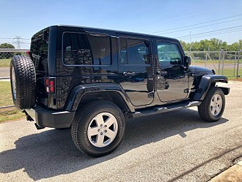 2011 Jeep Wrangler 4WD Unlimited Sahara for sale 101007211