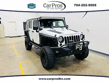 2011 Jeep Wrangler 4WD Unlimited Sport for sale 101014922
