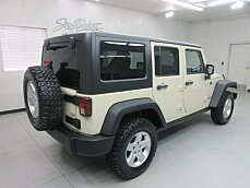 2011 Jeep Wrangler 4WD Unlimited Rubicon for sale 100770177