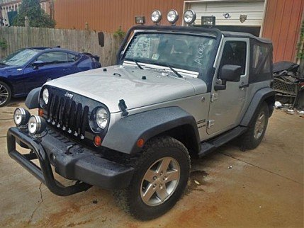 2011 Jeep Wrangler 4WD Sport for sale 100780962