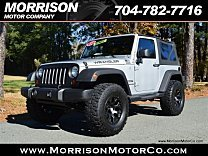 2011 Jeep Wrangler 4WD Sport for sale 100781981