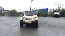 2011 Jeep Wrangler 4WD Unlimited Sport for sale 100901834