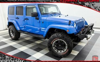2011 Jeep Wrangler 4WD Unlimited Sahara for sale 100905962