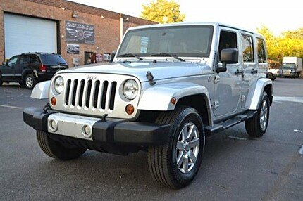 2011 Jeep Wrangler 4WD Unlimited 70th Anniversary for sale 100915296