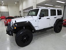2011 Jeep Wrangler 4WD Unlimited Sport for sale 100916990