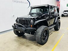 2011 Jeep Wrangler 4WD Sport for sale 100929036