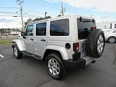 2011 Jeep Wrangler 4WD Unlimited Sahara for sale 100940603