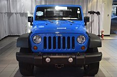 2011 Jeep Wrangler 4WD Sport for sale 100943997