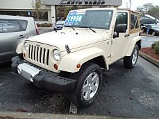 2011 Jeep Wrangler 4WD Sahara for sale 100945932
