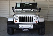 2011 Jeep Wrangler 4WD Unlimited Sahara for sale 100970016