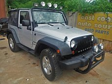 2011 Jeep Wrangler 4WD Sport for sale 100973049