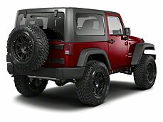 2011 Jeep Wrangler 4WD Sport for sale 100977393